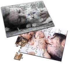 Puzzle su Legno 25x36 cm