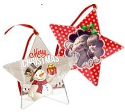Palle di Natale Stella