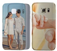 Cover Samsung Galaxy S7 Trasparenti Morbide