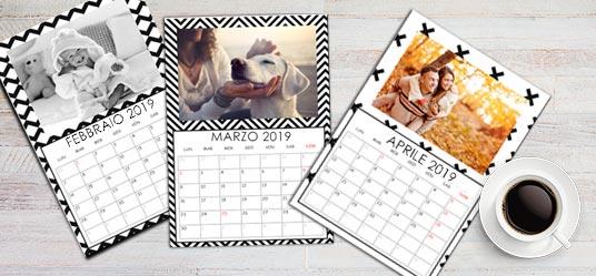 Calendario Fotografico Personalizzato.Calendari Personalizzati Fotoregali Com