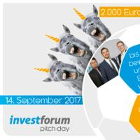 Investforum Pitch-Day 2017