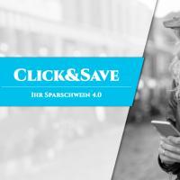 Click&Save - Dein Sparschwein 4.0