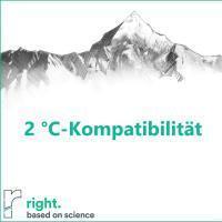 2 °C-Kompatibilität als Treiber einer bedeutsamen Geschäftsentwicklung
