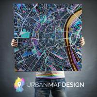 Urban Map Design