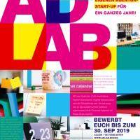 ADLab_2.0 – Dein Platz im eigenen Agentur-Start-up!