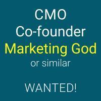 CMO marketing God or similar