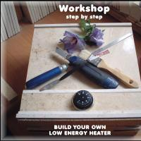 Workshop worldwide: build your own low energy Heater