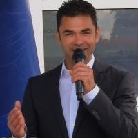 Moderator Peter Juhle