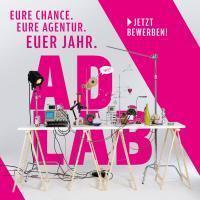 ADLab – Dein Agentur-Start-Up auf Zeit!