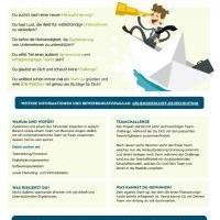 Teamleiter, Vorstand, Digitalisierungsberater, Softwareentwickler, Marketing- und Vertriebsleiter