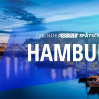 Gründerszene Spätschicht Hamburg April 6, 2017