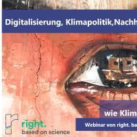 Digitalisierung, Klimapolitik, Nachhaltigkeitsrating: wie Klimadaten Orientierung geben