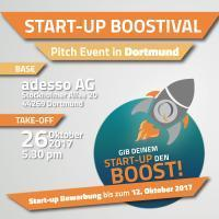 Start-up BOOSTIVAL Pitch Event