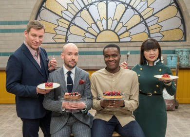 Bake Off: The Professionals