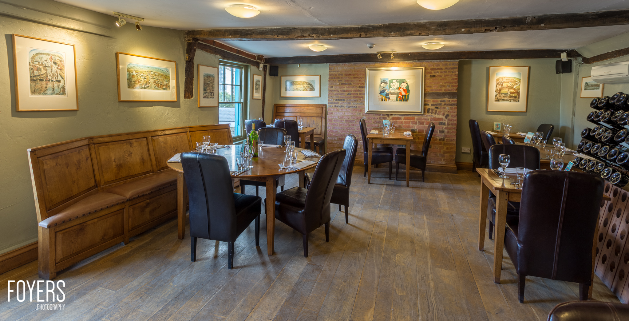the galley restaurant woodbridge