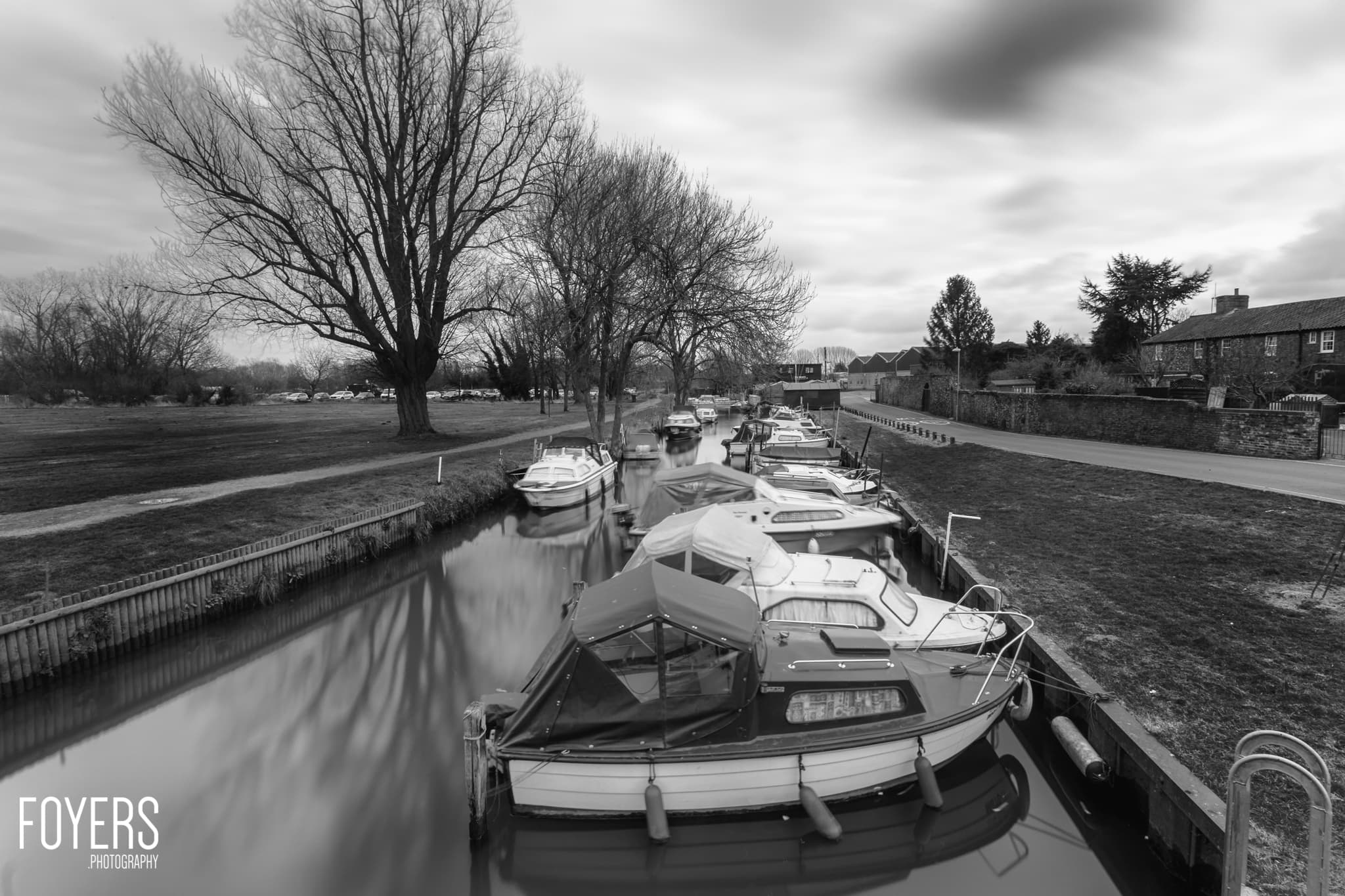 beccles suffolk boats-5812-Edit - copyright - Robert Foyers