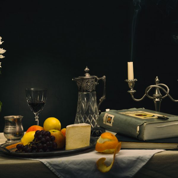 Homage to the Dutch Masters – Still life