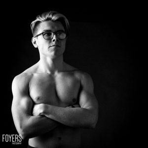 Great portrait session with @cdaly_fitness and @fleur3696 – FoyersPhotography