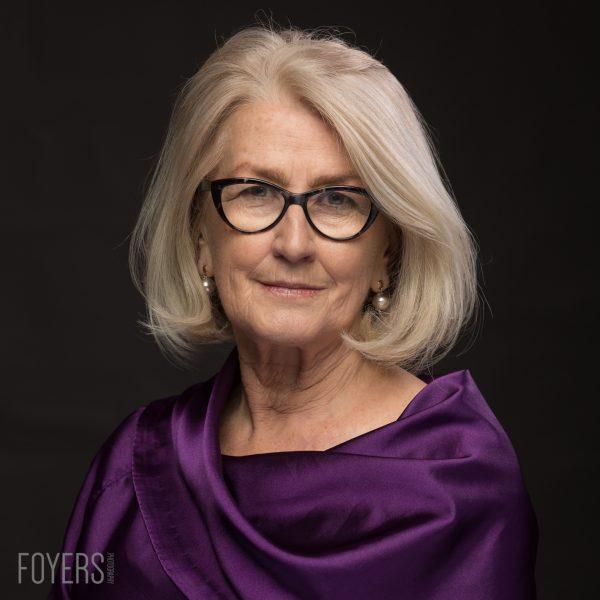 Ann Pettifor formal headshots