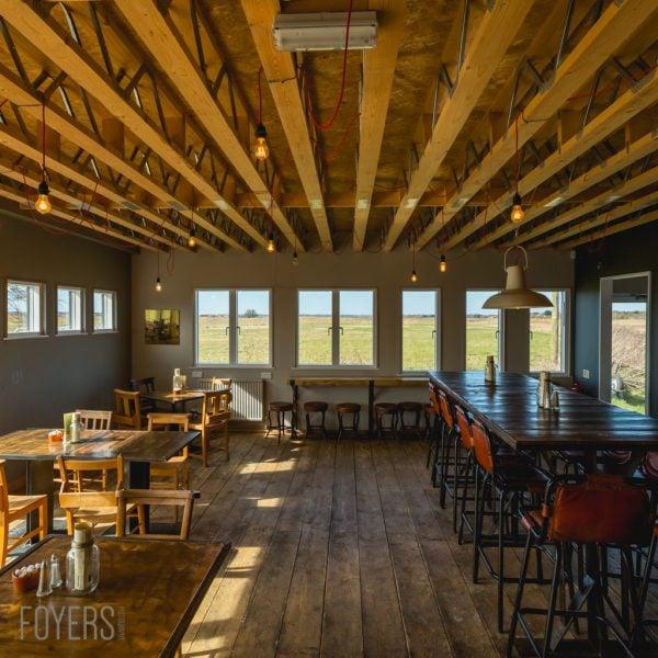 The Sail Loft Southwold, a relaxed café-bar-restaurant
