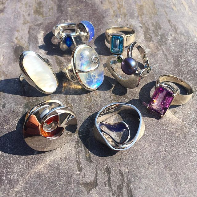 Looking forward to tomorrow's photoshoot with all the lovely jewellery