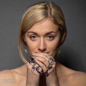 Photoshoot for Jackey L Jewellers @jackeyljewellers with model @steffigrace.b – FoyersPhotography