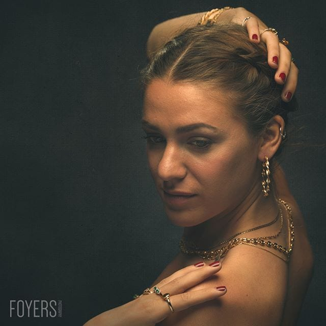 Another one from the other nights jewellery photoshoot