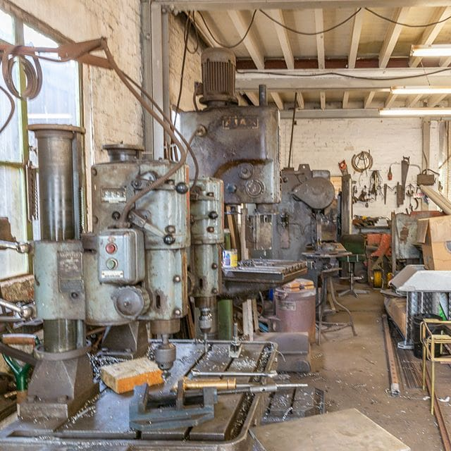 Location scouting at J T Pegg and Sons, Aldeburgh for a forthcoming photoshoot. 4