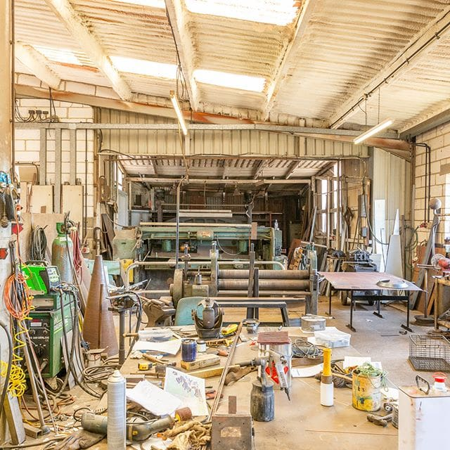 Location scouting at J T Pegg and Sons, Aldeburgh for a forthcoming photoshoot. 2