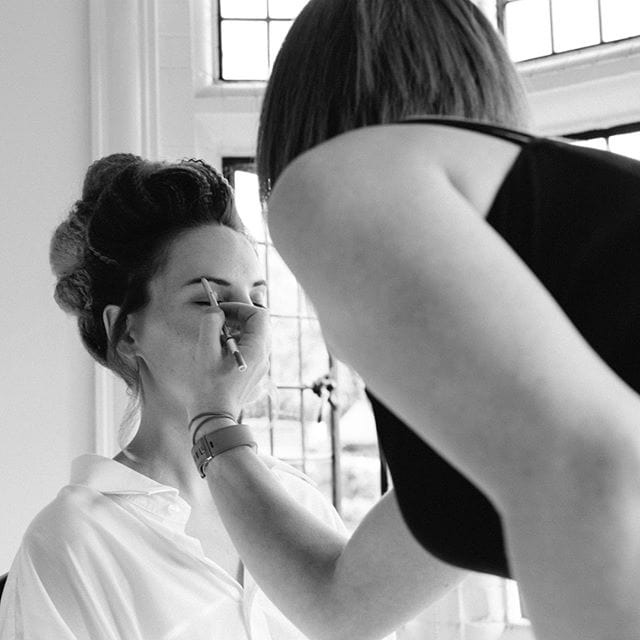 Behind the scenes from the recent bridle dress photoshoot at Woodhall Manor with @martin_dobson_couture @innov8hair @woodhallmanor @bespoke_celebration_cakes . . . . .