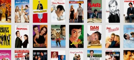 Best of: Romance / Romantic Comedy Films