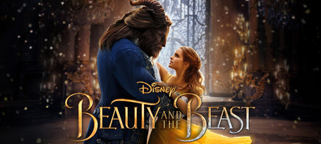 """New Official Trailer for """"Beauty and the Beast"""""""