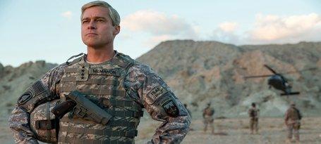 """War Machine"" Starring Brad Pitt to Debut in May!"