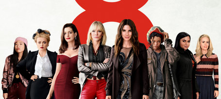 Ocean's Eight - The Heist Hit of the Year