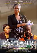 Poster of Miss Teacher