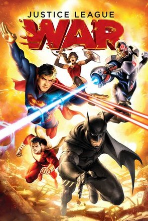 Picture of Justice League: War