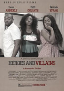 Poster of Heroes and Villians