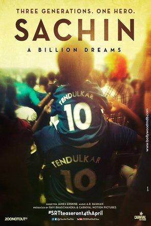 Picture of Sachin: A Billion Dreams