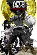 Poster of Afro Samurai: Resurrection