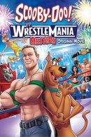 Poster of Scooby-Doo! WrestleMania Mystery