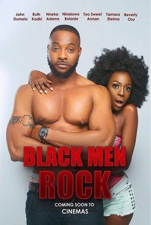 Picture of Black Men Rock