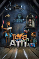 Poster of Toys in the Attic