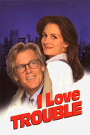 Poster of I Love Trouble