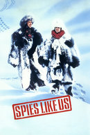 Poster of Spies Like Us