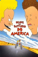 Poster of Beavis and Butt-Head Do America