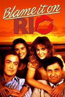 Poster of Blame It on Rio