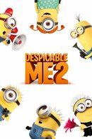 Poster of Despicable Me 2