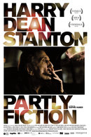 Poster of Harry Dean Stanton: Partly Fiction