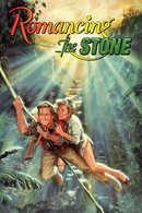 Poster of Romancing the Stone