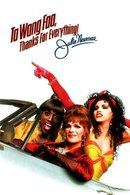 Poster of To Wong Foo Thanks for Everything, Julie Newmar